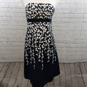 Ann Taylor Loft Strapless Dress